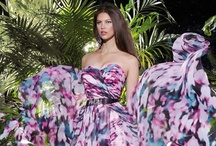 Print Dresses / Whether a simple geometric pattern or an outrageous abstract floral print, designers Johnathan Kayne, Cassandra Stone, Tony Bowls and Jovani know how to make fabrics pop. / by Dress Empire
