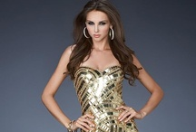 Metallic Dresses / by Dress Empire