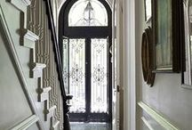 Home - Hall/Staircase / Inspiration to decorate the Hall/Stair / by DJ Loverock