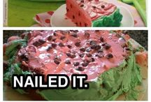 Failures. / it happens....?