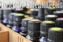 Essential Oils Info / by R Chambers