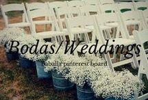 weddings / I Love Weddings... / by Lucía Baballa