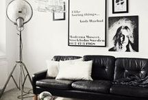 /interiors / by Coco Tardiff