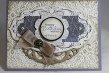 Cards & paper crafts by Me / All new projects will be pinned on the Stampin' Up Cards and Projects board