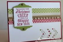 Stampin' Up Christmas cards and projects / #Stampin' Up #Christmas cards and projects