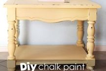 Furniture Rehab Project Inspiration