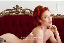Rebel & Romance Boudoir Photography / http://rebelandromance.com/