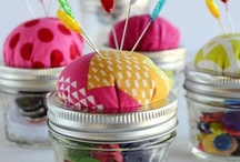 Fabric & Sewing Crafts / Crafts made with fabric - with and without sewing