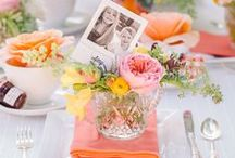 tablescapes / Even if the food's not the best, as long as you have a beautiful table ...it's gonna be okay.