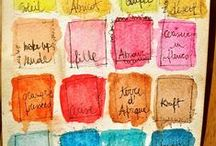 art journaling / by Corinne Vogeleer