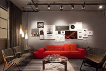 Living rooms / by Bia Meunier