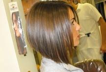 Cuts I Love! / When I am ready to chop my hair again / by Melanie Peire