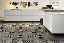 Tiles & Rugs / by Bia Meunier