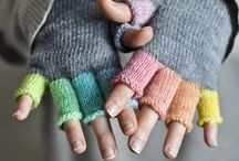 knitting / by Mandy Sloan