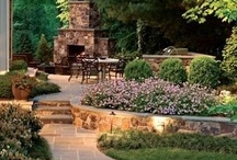Let's GROW Together / With our landscaping company, Grow, no matter what your dream, we're here to partner with you to create & surround you with beautiful spaces. From manicured lawns, to planting flowers and pruning trees - our experts assess your property, provide suggestions and implement beautiful designs.
