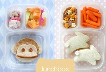 Baby food / lunch box ideas