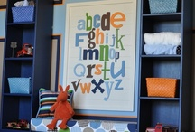 Kids' Rooms / #kidsrooms ideas for your home.