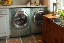 Laundry Rooms / #LaundryRooms