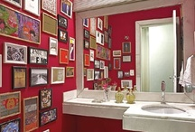 Bathrooms / by Bia Meunier