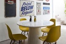 Dining rooms / by Bia Meunier