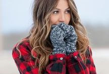 Winter inspiration  / by Maria Burnham