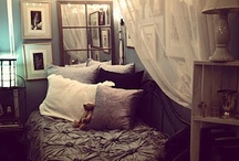 Bedroom ideas / by Tayah Hichue