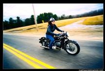 My vintage motorcycles.  I have many. / by Northstar Vintage