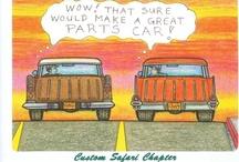 Custom Safari Chapter / See chapter website for more information www.customsafari.org