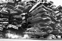 """""""Pontiac Heaven"""" / Pontiacs that have been put out to pasture so to speak, along with some junkyard jewels!"""