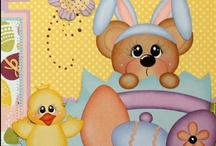 layouts EASTER / by Coco Barrantes