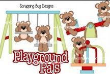 layouts @ THE PARK / by Coco Barrantes