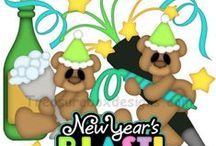 layouts NEW YEAR / by Coco Barrantes