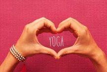 Yoga / by Carey Cronin