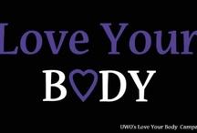 Embrace Your Body / by Carey Cronin