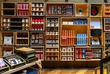 Commercial Architecture | Stores / by Bia Meunier