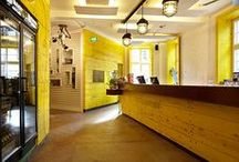 Commercial Architecture | Hotels & Hostels / by Bia Meunier