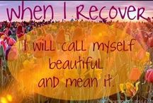When I Recover / by Carey Cronin