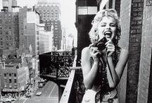 Marilyn Monroe / by Carey Cronin