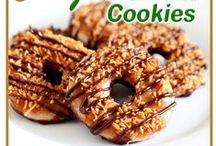 Girl Scouts- Cookies