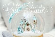 Gift Guide 2014 / The Cashmere Shop's Gift Guide 2014