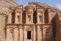 Jordan / A few years ago I traveled through Jordan following the footsteps of Lawrence of Arabia...What a magnificent country Jordan is and was... / by Ruth Lee