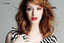 Christina Hendricks Style Icon