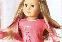 Claire's Isabelle, Lea & Gabriela Ideas / American Girl Doll