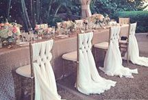 Beautiful Table Settings / Beautiful and inviting table settings inspiration- formal, rustic, garden, glam and more....!