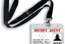 Escape Room Party/Secret Service Mission