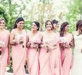 Bridal party inspiration