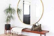 Home design- entry