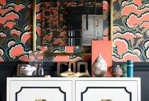 Home design- powder room