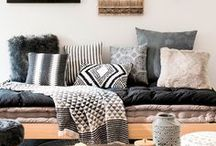 Home Style & Decor / Home decor and styling inspiration.