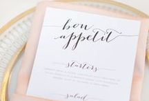 Wedding Detail Inspiration